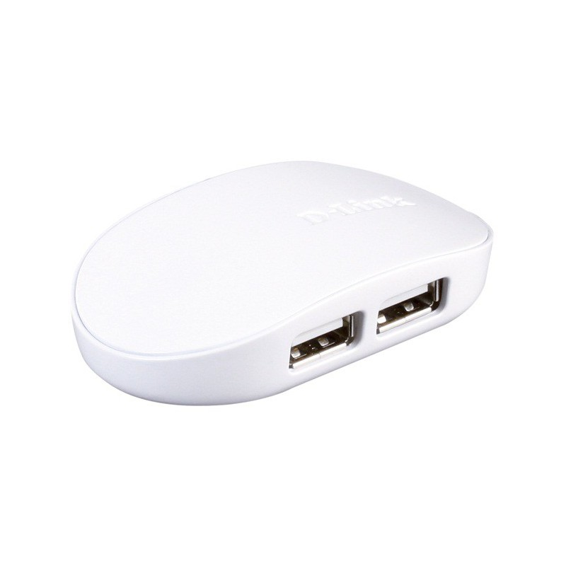 Hub portable USB 4 Port DUB-1040