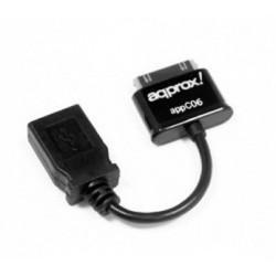 Adaptateur USB Femelle à 30 Broches pour Tablette Samsung