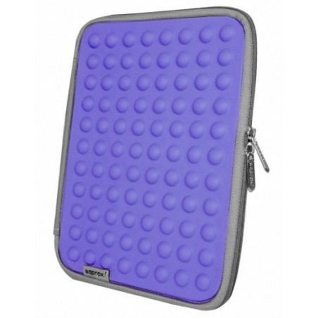 """Étui pour iPad/Tablette de 7"""" à 10"""" / Violet"""
