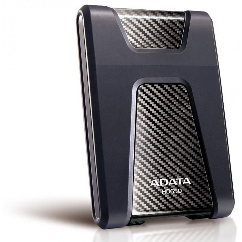 Disque dur externe Antichocs HD650 USB 3.0 / 1 To / Noir