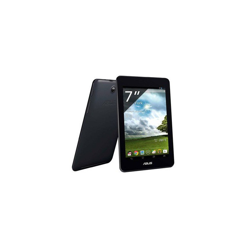 tablette asus memo pad hd 7 me173x noir. Black Bedroom Furniture Sets. Home Design Ideas