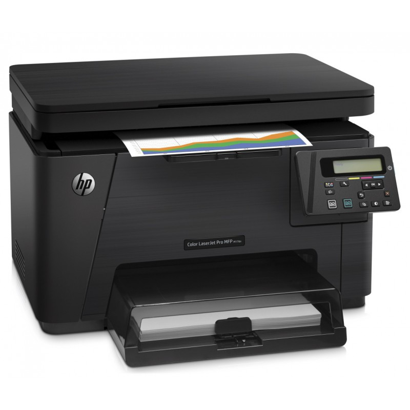 Imprimante multifonction HP Color LaserJet Pro M176n