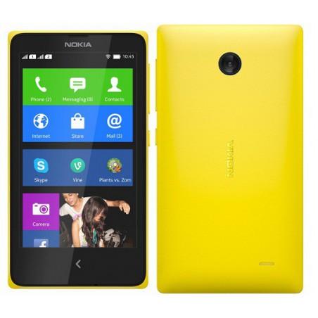 Téléphone Portable Nokia X / Double SIM / Rouge