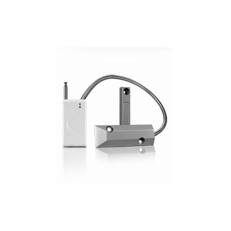 Capteur de porte métallique sans fil MC-55
