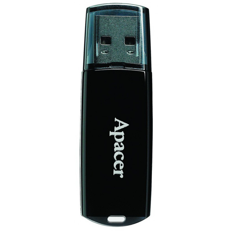 Clé USB Apacer AH322 / 32Go / Noir