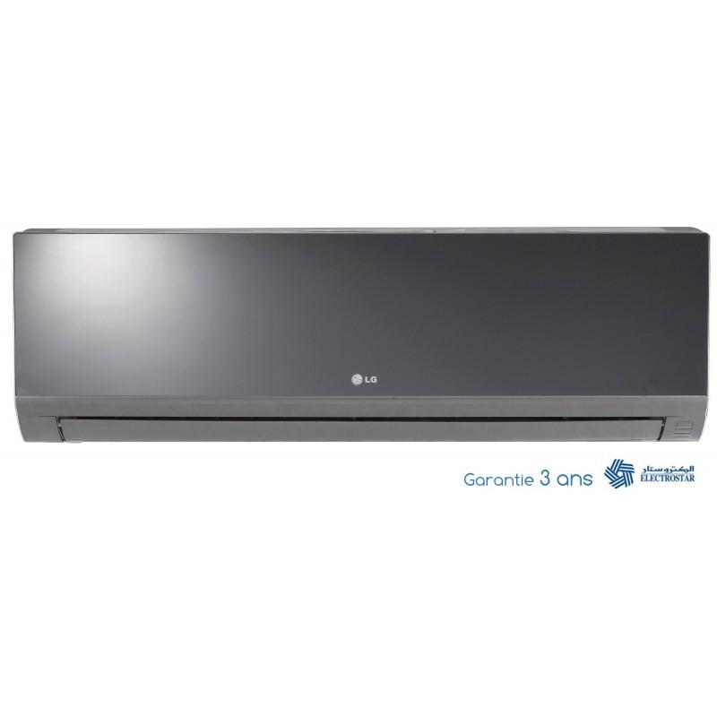climatiseur lg artcool mirror 12 000 btu chaud froid garantie 3 ans. Black Bedroom Furniture Sets. Home Design Ideas