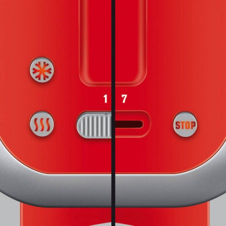 Grille Pain Electrolux Rouge