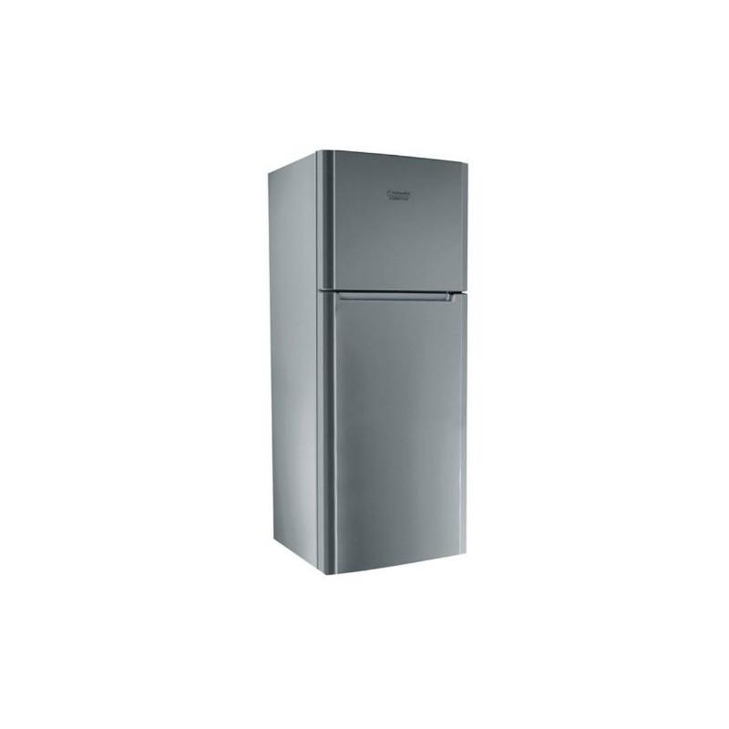 r frig rateur 2 portes ariston 480 l no frost inox. Black Bedroom Furniture Sets. Home Design Ideas
