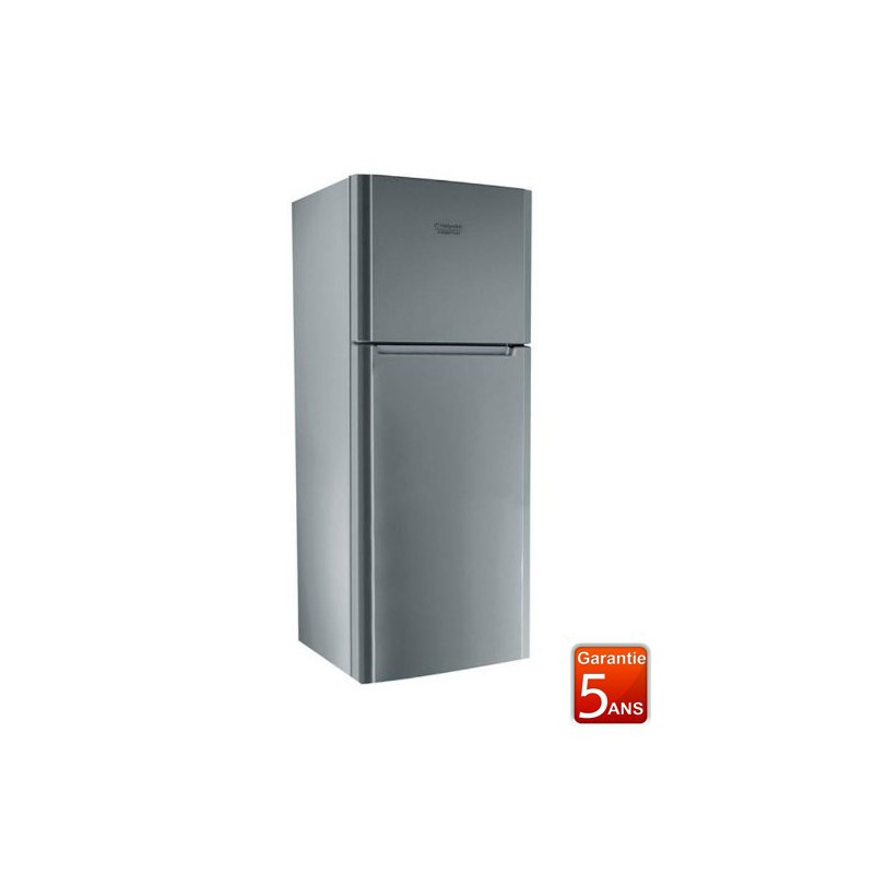 r frig rateur 2 portes ariston 480 l no frost inox. Black Bedroom Furniture Sets. Home Design Ideas