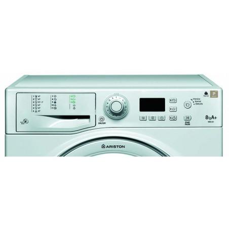 Machine à laver ARISTON Futura 8 KG 1200trs avec afficheur Silver