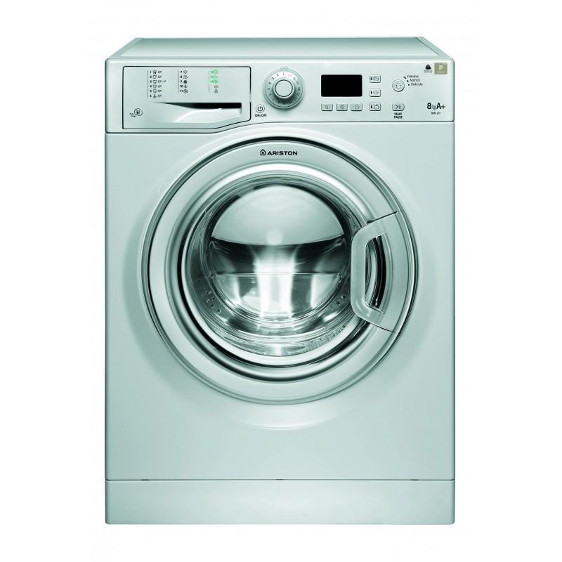 Machine à laver Automatique ARISTON Futura 8 Kg 1200trs / Silver