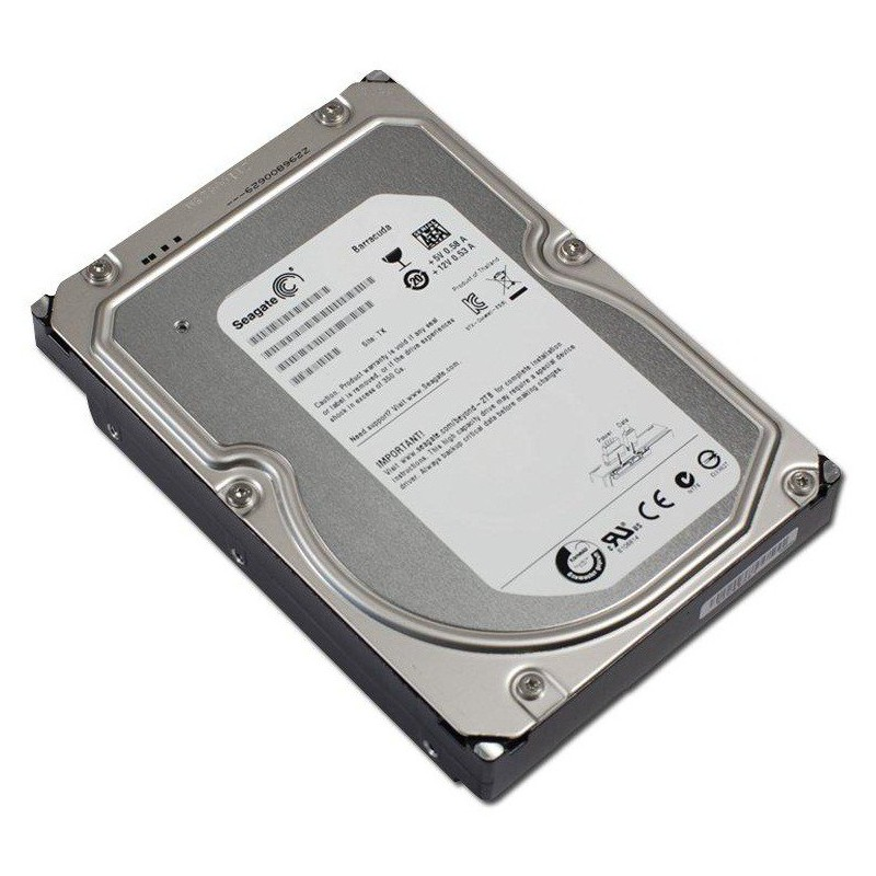 "Disque Dur Interne 3.5"" Seagate Barracuda 2 To"
