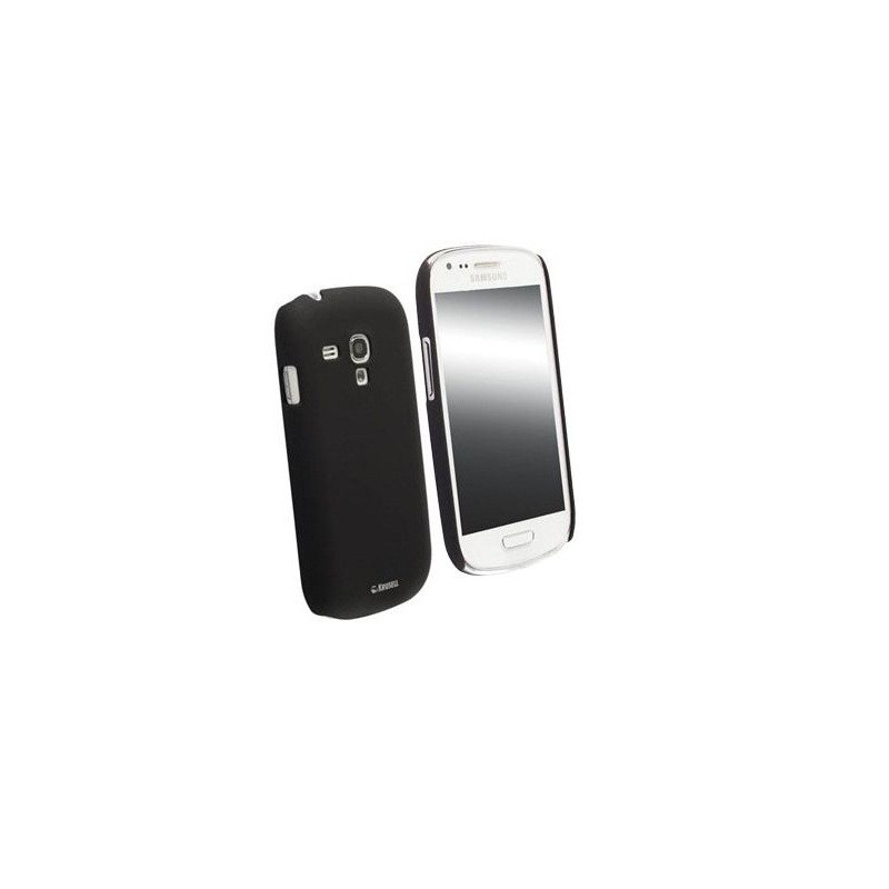 Coque Silicone Samsung Galaxy S3 Mini Noir