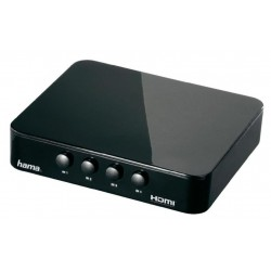 Switch HDMI Hama 4 Ports