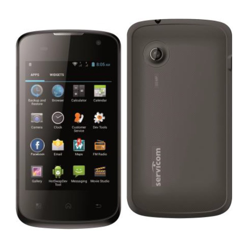 t l phone portable servicom smart double sim 3g. Black Bedroom Furniture Sets. Home Design Ideas