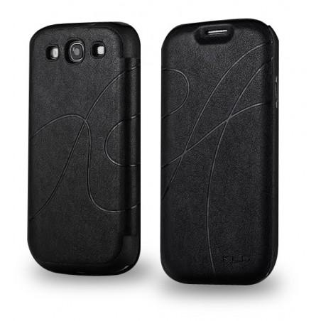 Etui Cover Flip Pour Samsung Galaxy S3