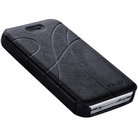 Etui Cover Flip Pour iPhone 4 / 4s