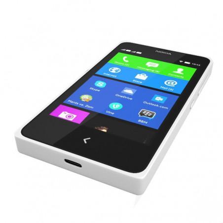 Téléphone Portable Nokia X2 / Double SIM / Blanc