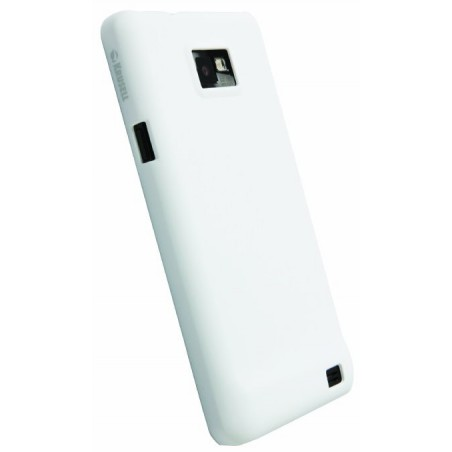 Coque pour Samsung Galaxy S2 / Blanc