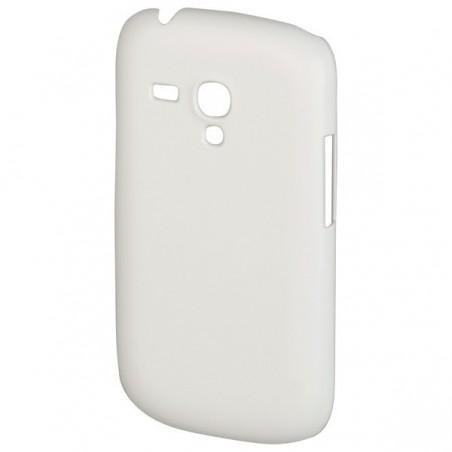 Coque pour Samsung Galaxy S3 Mini / Blanc