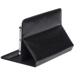 """Etui en cuir pour tablette 7""""/8"""" Noir"""