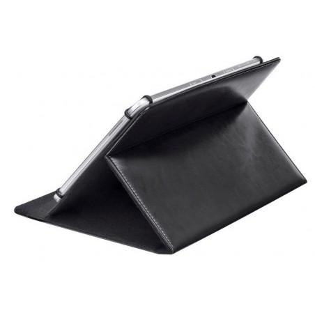 """Etui en cuir pour tablette 9""""/10.1"""" Noir"""