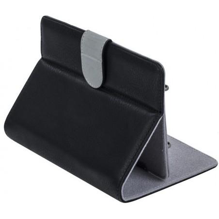 """Etui en cuir pour tablette 7"""" Beige"""
