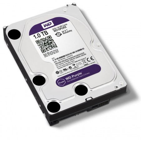 "Disque Dur Interne 3.5"" Western Digital 1 To"
