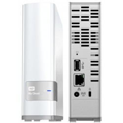 Disque Dur Externe Western Digital My Cloud 3 To