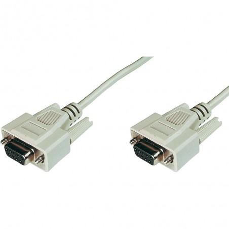 Câble Série Femelle / Femelle DB9