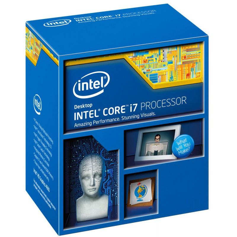 Processeur Intel Core i7-4790 4è Génération