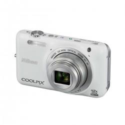 Appareil Photo Nikon Coolpix S6600 16 MP / Blanc