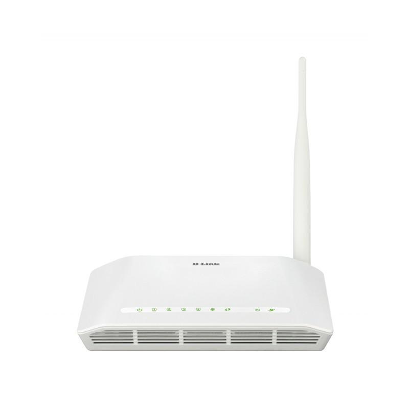 Routeur Sans Fil N150 ADSL2+ avec 4 Ports