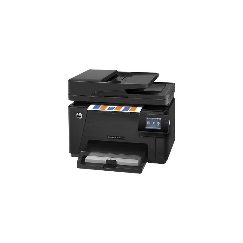 imprimante multifonction hp color laserjet pro m177fw wifi. Black Bedroom Furniture Sets. Home Design Ideas