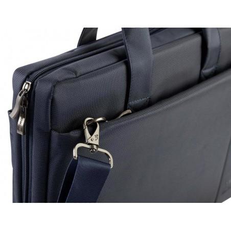 """Sacoche pour PC Portable Rivacase 15.6"""" Bleu"""