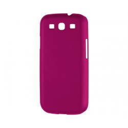 Coque Silicone Samsung Galaxy S3 i9300 Rose