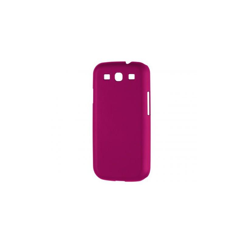 Coque Silicone Samsung Galaxy S3 i9300 Rose