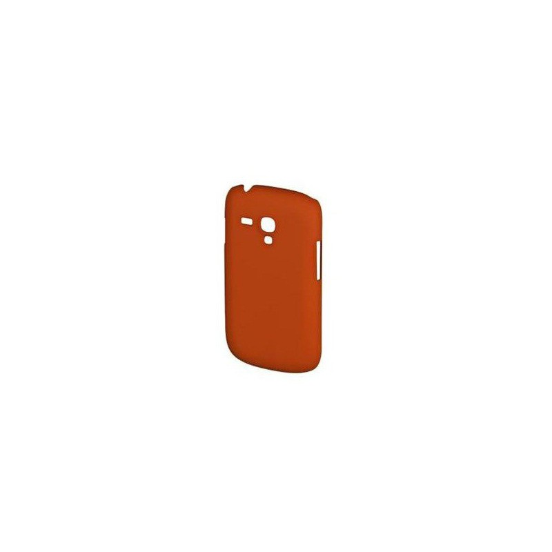 Coque pour Samsung Galaxy S3 Mini / Orangé
