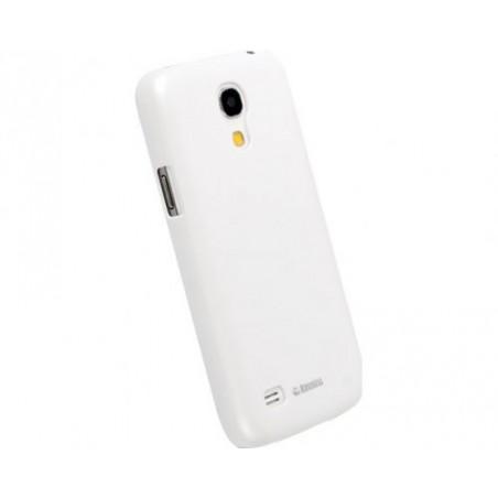 Coque pour Samsung Galaxy S4 Mini i9190 / Blanc