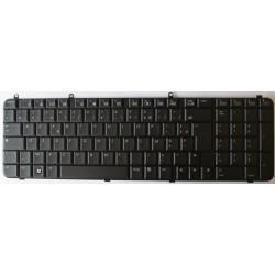 Clavier pour pc portable HP DV9000