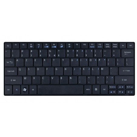 Clavier pour pc portable Acer Aspire One 722