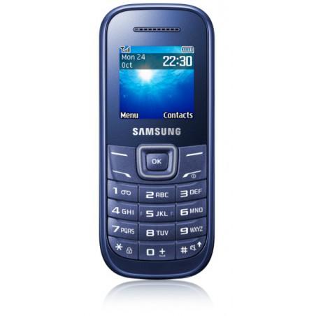 Téléphone Portable Samsung E1200R / Bleu
