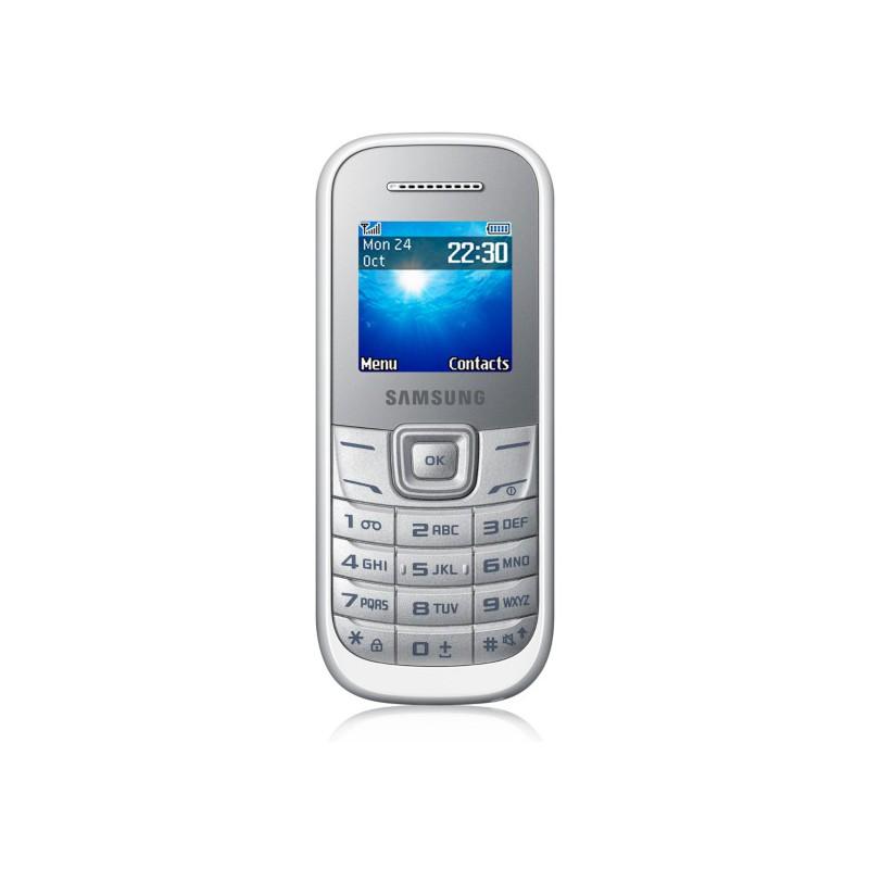 Téléphone Portable Samsung E1200R / Blanc