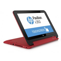 Pc portable HP Pavilion 11-n000nf x360 / Rouge
