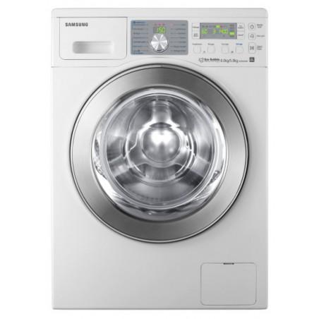 Machine à laver Automatique lavante séchante 8Kg / Blanc