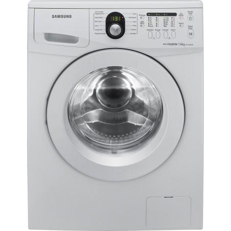 Machine à laver Automatique 7,6Kg / Blanc