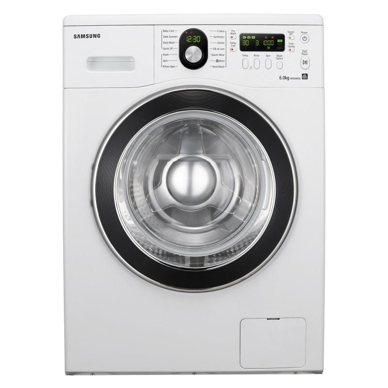 Machine à laver Automatique 6Kg / Blanc