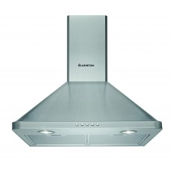 Hotte Ariston cheminé 60 cm Inox