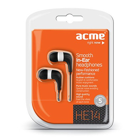 Ecouteurs intra-auriculaires starter ACME HE13