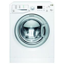 Machine à laver ARISTON Futura 9 KG 1200trs avec porte Silver à vapeur